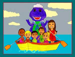 Barney The Backyard Gang Three Wishes Sailing With Barney And The Backyard Gang By Bestbarneyfan