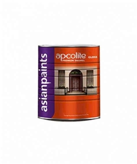 buildmantra apcolite premium gloss enamel paint asian paints 20 litre brown color asian