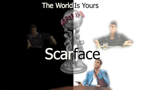 You Can Also Upload And Share Your Favorite Scarface Wallpapers HD Background Images The World Is Yours Iphone