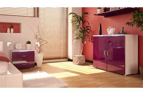 table nuit table de nuit moderne coloris au choix cbc meubles