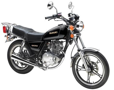 Suzuki Gn250 Specifications Moto Suzuki Gn125 Moto Caribe