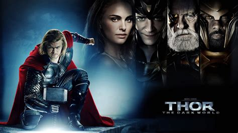 film thor sekuel thor movie wallpapers wallpaper cave