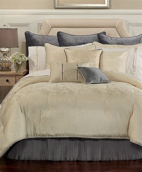 waterford bedding waterford bedding cassidy king duvet cover ecru