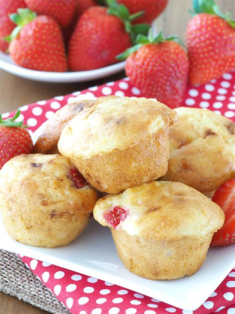 Strawberry Cottage Cheese by Strawberry Cottage Cheese Mini Muffins The Breakfast