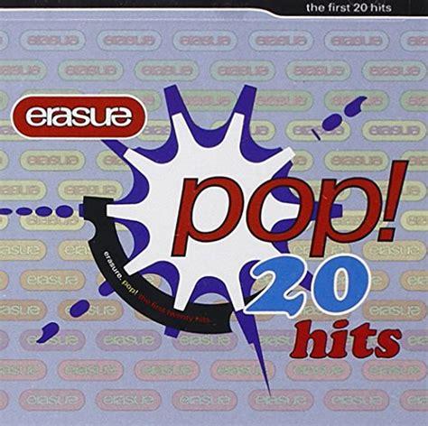 Cd Original 20 Pop Nostalgia Legendaris Vol 5 erasure cd covers