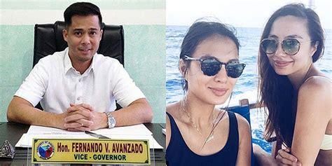 isabelle daza responds to vice gov dingdong avanzados request siquijor vice governor dingdong avanzado reacts to
