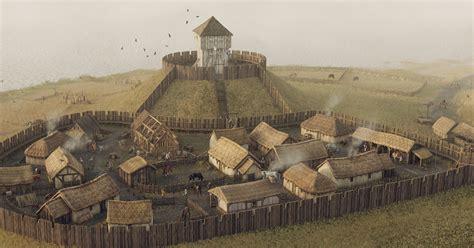 duffus castle digital reconstruction