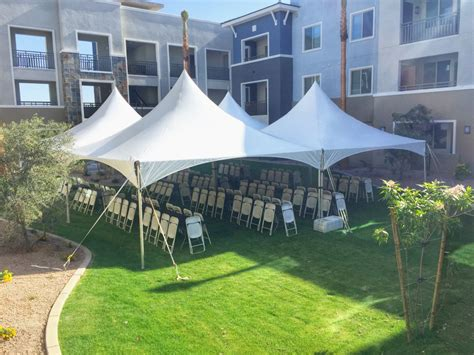 Peoria Tent And Awning by Arizona Event Rentals Tent Rentals Peoria