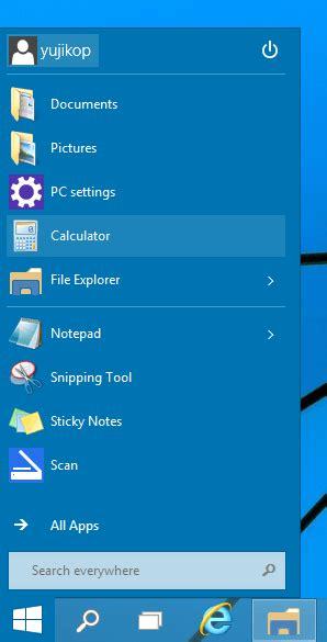 tutorial lengkap windows 10 tutorial lengkap start menu windows 10 itpoin