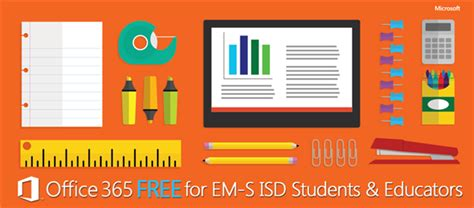 office 365 free for students and educators