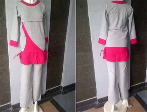 Baju Senam Aerobik Muslimah cara memilih baju senam aerobik wanita berkualitas