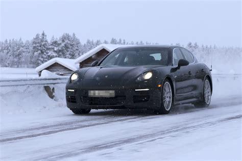 Erlk Nig Porsche by Erwischt Erlk 246 Nig Porsche Panamera Facelift Magazin Von