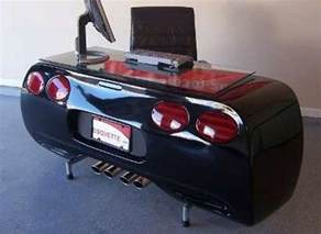 best office desks made with cars