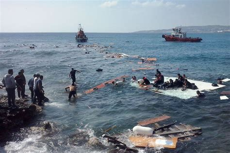 sinking migrant boat photo timeline migrant ship sinks in rhodes