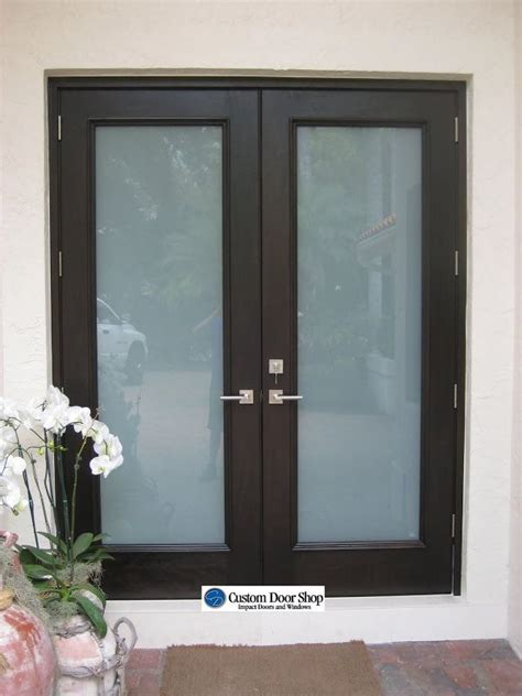 Glass Panel Exterior Door 17 Best Images About Front Doors On Entrance Doors Pocket Doors And Glasses
