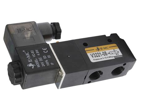 Solenoid Valve Rv5241 15 Emc pneumatic direct products solenoid valves air
