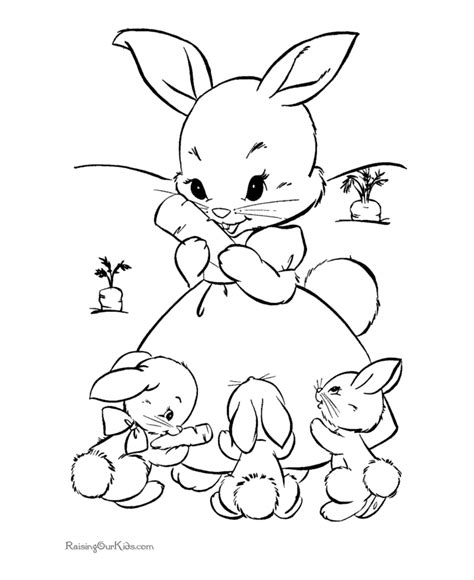 rabbit coloring pages pdf cute bunny rabbit coloring pages funny black and white