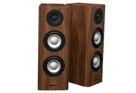 floor standing vs bookshelf speakers axiom audio