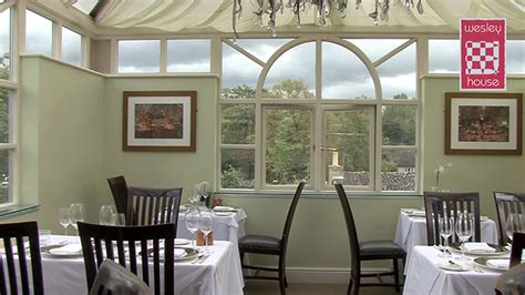 wesley house wesley house restaurant cotswold tv video from the cotswolds