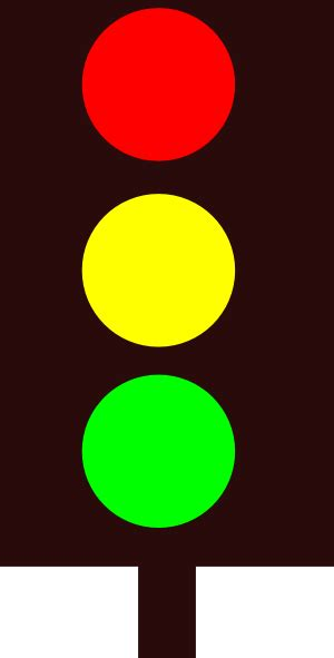 Printable Traffic Light Clipart Best Printable Traffic Light