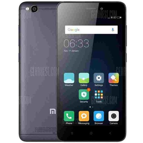 Xiaomi Redmi 2 4g 2gb 16gb Grey xiaomi redmi 4a 4g international version 2gb ram 16gb
