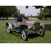1907 Buick Model G Roadster  PreWarBuickcom