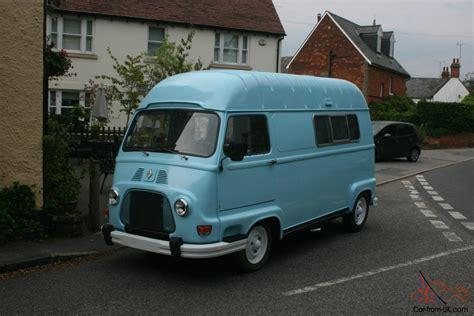 Classic Renault Estafette / H Van / Camper / tea , burger van