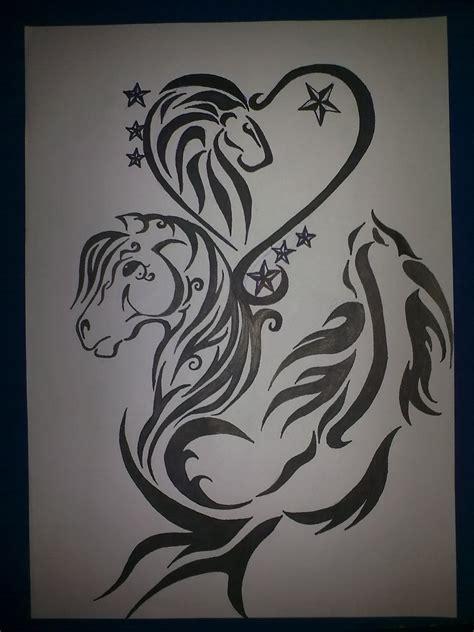 koi lion tattoo lion horse and koi fish tattoo design by bogi90