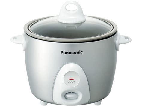 Rice Cooker Panasonic panasonic sr g06fgl 3 cup 1 step automatic rice cooker