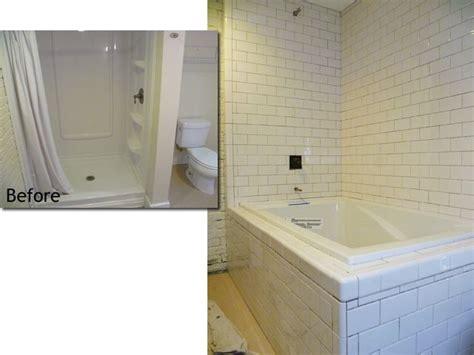 tile trim around bathtub 10 best images about bathroom tile on pinterest bathtub tile surround tile ideas and home