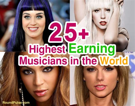 what is the highest number in the world besides infinity 25 highest earning musicians in the world 2016
