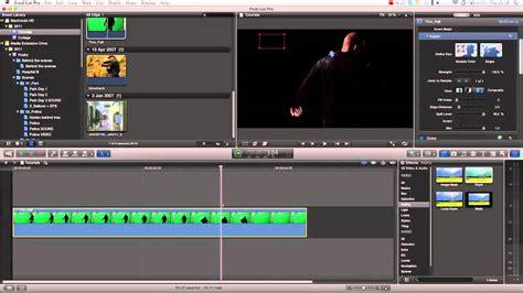green screen tutorial final cut pro x final cut pro x effects tutorial green screen chroma