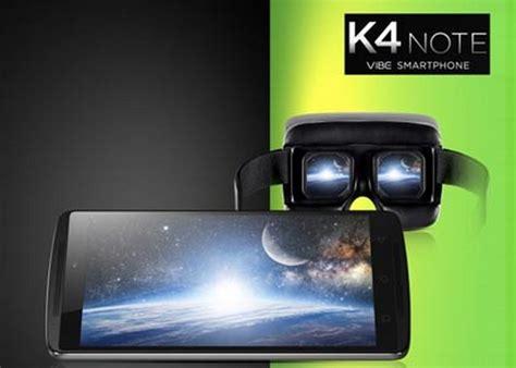 Spek Lenovo K4 Note harga dan spek lenovo vibe k4 note resmi diumumkan