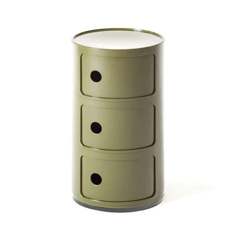 Bauhaus Stil 4967 by K 248 B Componibili 4967 Fra Kartell