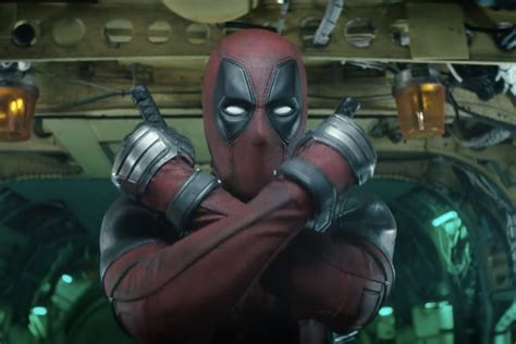 deadpool trailer cable puts together an x in