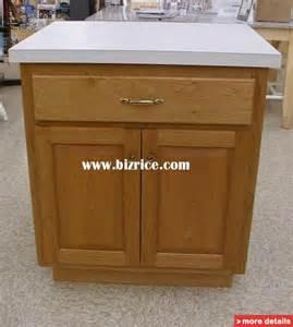 standard kitchen cabinet base cabinet solid oak wood
