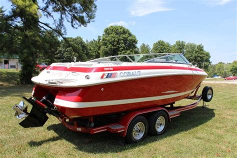 cobalt boats for sale ohio cobalt 233 cuddy boats for sale in ohio