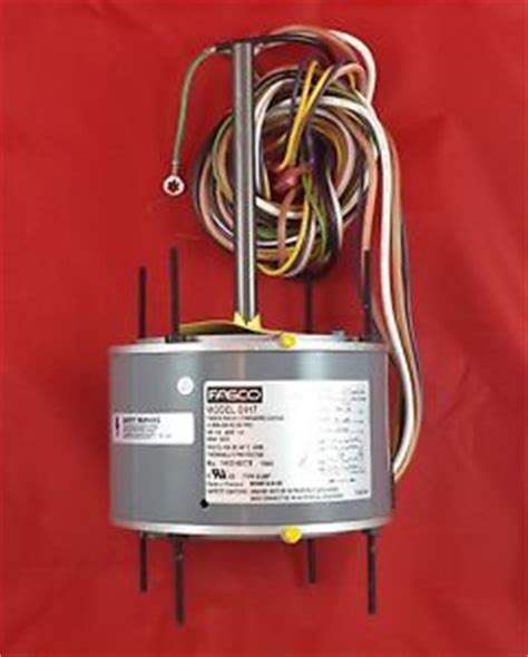 condenser and capacitor fasco d917 condenser fan and heat motor capacitor