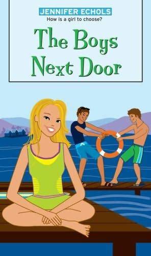 Next Door Book by The Boys Next Door Boys Next Door Book 1 By Echols