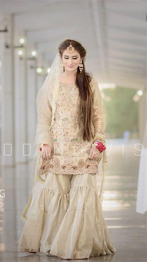 nikkah bride pakistani bridal dresses pakistani wedding