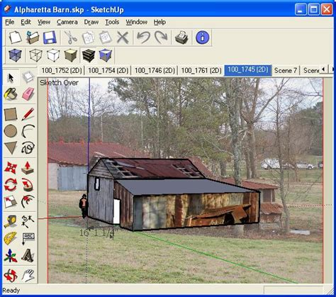 sketchup layout match properties railroad line forums using new software for structure