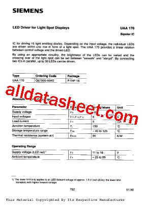 electronic tranzistor a940 q67000 a940 datasheet pdf siemens semiconductor