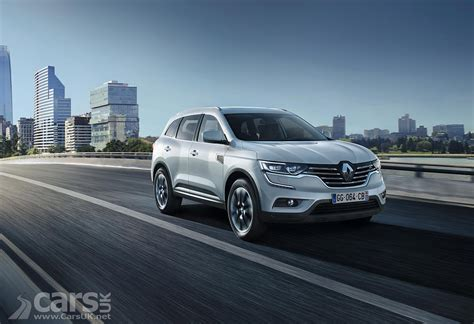 renault suv koleos 2017 renault koleos suv photos cars uk