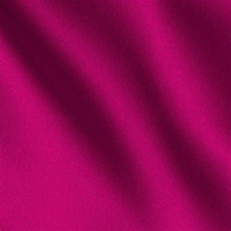 H And M Home Decor by Mi Amor Duchess Satin Fuchsia Discount Designer Fabric