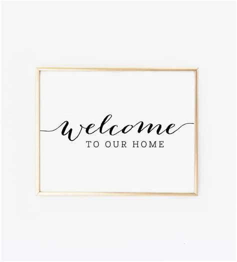 welcome home card courage kenny cards