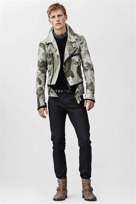 popular clothes for guys 2014 military and casual styles in belstaff spring summer