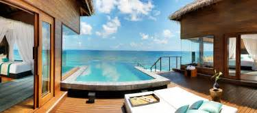 maldives water villas two bedroom ocean sanctuary