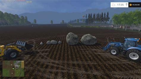 Rock Ls by Rocks V1 0 Farming Simulator 2015 2017 Mods Ls 15 17mod