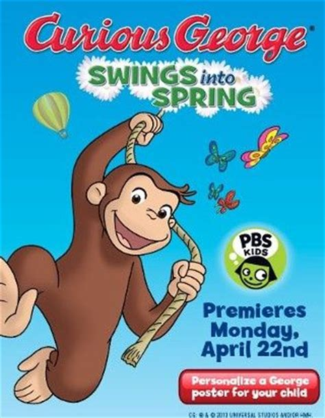 curious george swings 17 best images about curious george on pinterest curious