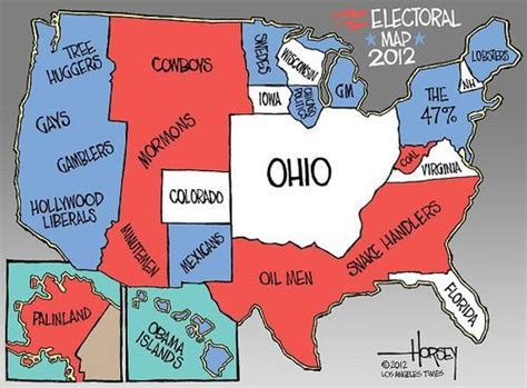 is ohio a swing state 15 signs you re from ohio
